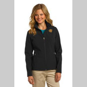 L317 - Ladies Core Soft Shell Jacket - Loan Peak Band (.265)