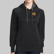 LST250 <> Ladies Tech Fleece Hooded Sweatshirt <225.265>