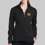 LST241 <> Ladies Sport Wick ® Fleece Full Zip Jacket <225.265>