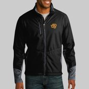 *319* Vertical Soft Shell Jacket, Port Author